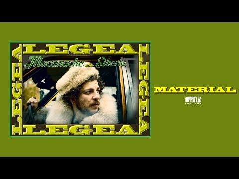 Macanache & Siberia - Material
