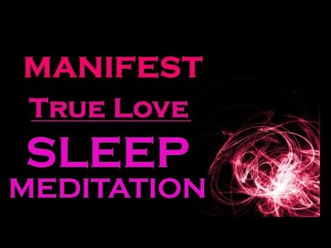 ★MANIFEST TRUE LOVE★ While You SLEEP