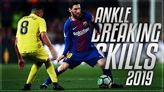 50 Beautiful Ankle Breaking Skills 2019 ᴴᴰ