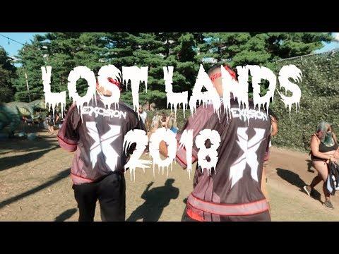 LOST LANDS 2018 VLOG
