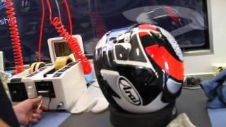 Arai Helmet WSBK Service - Augusto Fernandez