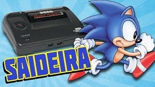 O Último Sonic do Master System - Sonic Blast