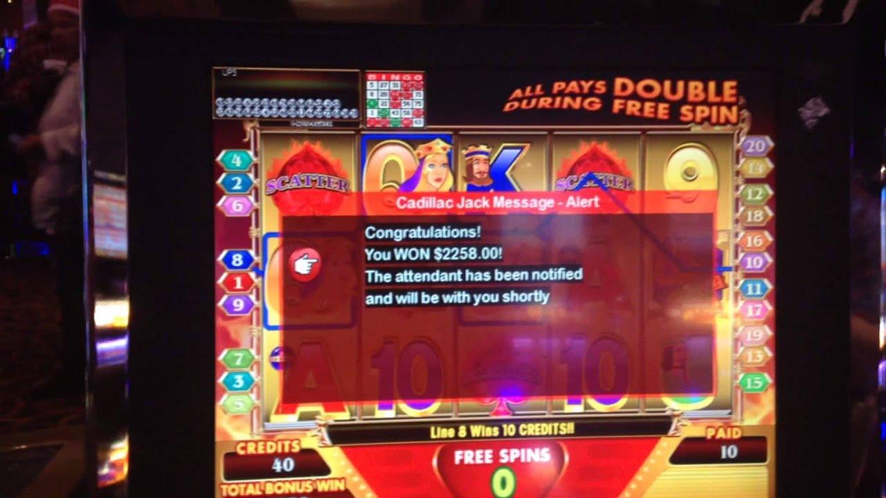 Cadillac Jack Slots - Play Free Cadillac Jack Slot Games Online