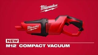 Milwaukee® M12™ Compact Vacuum