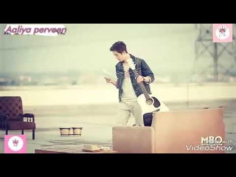 """Kabira-Enna sona-kabhi jo badal barse"" bollywood mashup thai mix |cute love story korean mix|by AP❤"