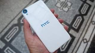 HTC Desire 820 Hands-On: 64-Bit, Big Screen, Big Selfies