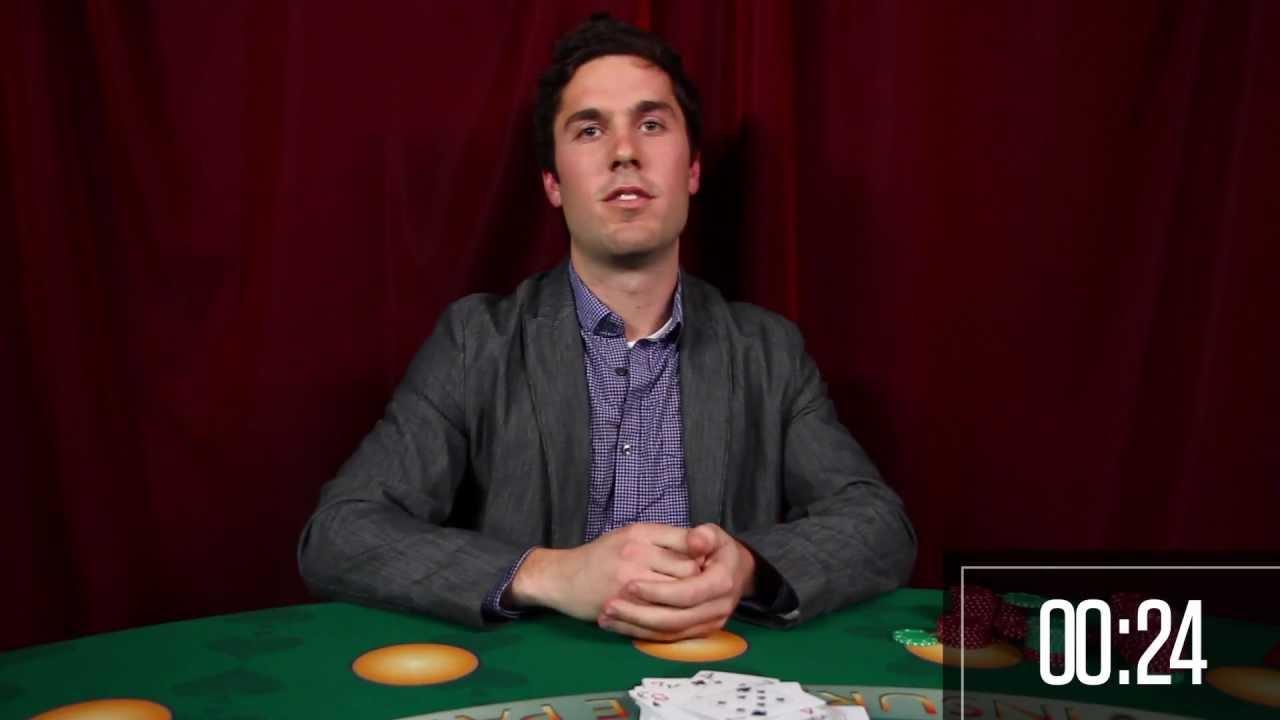 Learn blackjack game