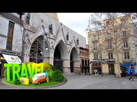 España Catalunya Terrassa ☕ HD 1080p