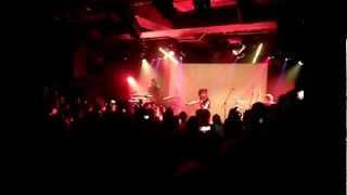 Lindsey Stirling - Spontaneous Me + Shadows Live @Paris 18/01/13