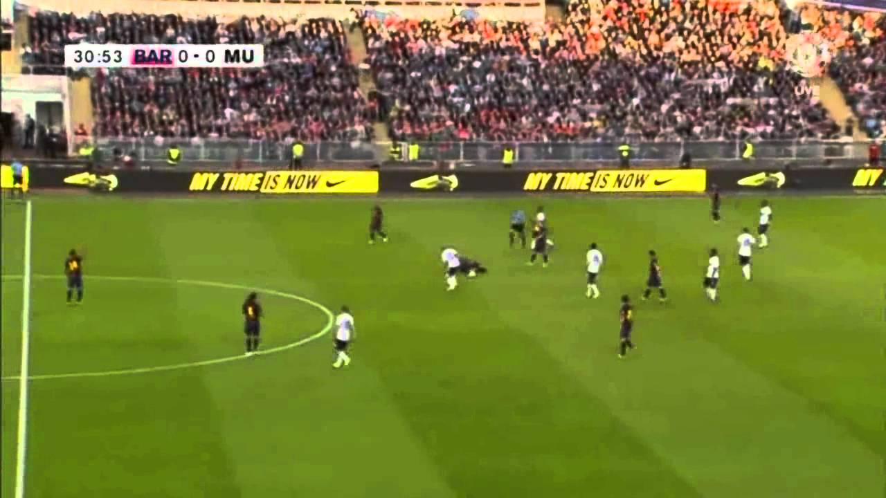 Download Paul Scholes VS Barcelona By RMadridCR7