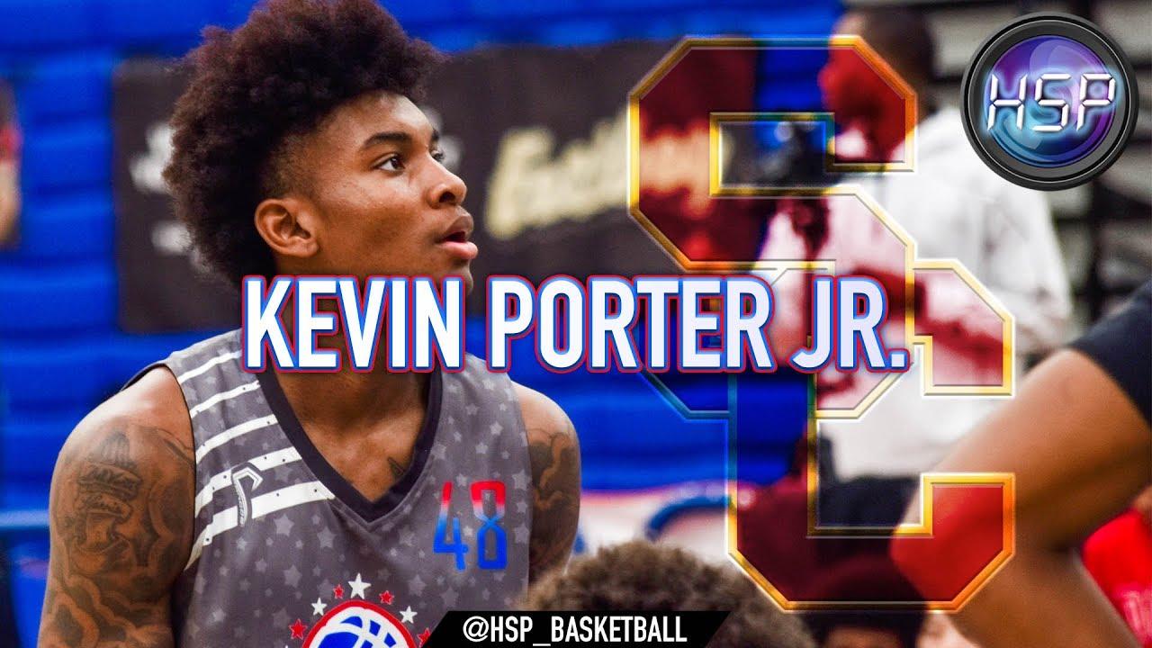 Kevin Porter Jr is a USC Trojan IMPRESSIVE PANGOS All American