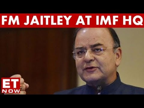 FM Arun Jaitley's Full Speech From IMF Headquarters, Washington, D.C.