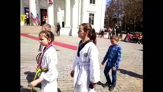 Парад звезд Харцызского спорта