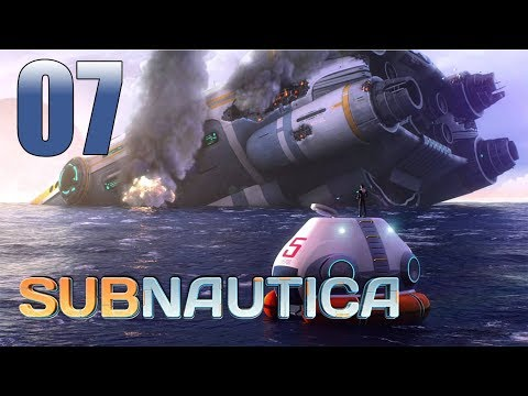 Subnautica - Let's Play Part 7: Things Are Getting Hot