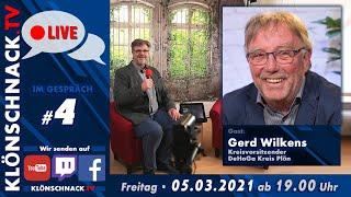 """""""Im Gespräch"""" mit Gerd Wilkens, Kreisvorsitzender DeHoGa Kreis Plön"""