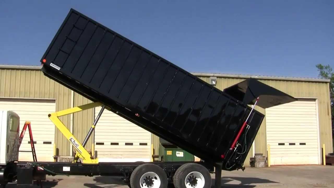 Meadows Hydraulics Grain Amp Silage Body Dump Angle