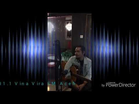 Wempi Bona live Interview di 101.1 Radio Vina Vira FM Aceh