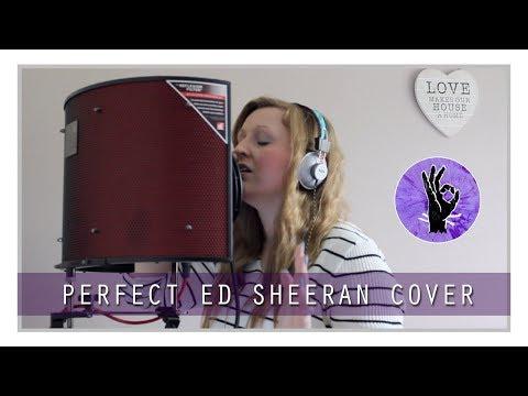Perfect | Ed Sheeran Cover by Chloe Boulton