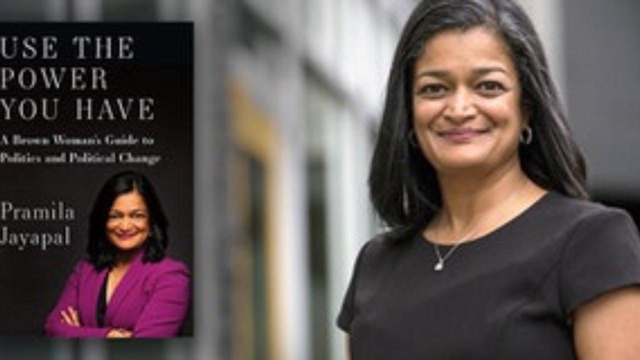 Pramila Jayapal with Naomi Ishisaka: A Brown Woman's Guide to Politics