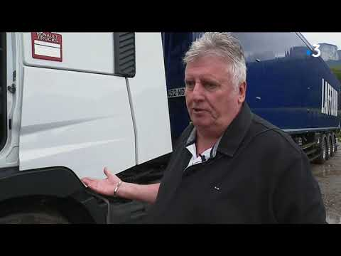 Isère : les entreprises de transport ont du mal à recruter des chauffeurs