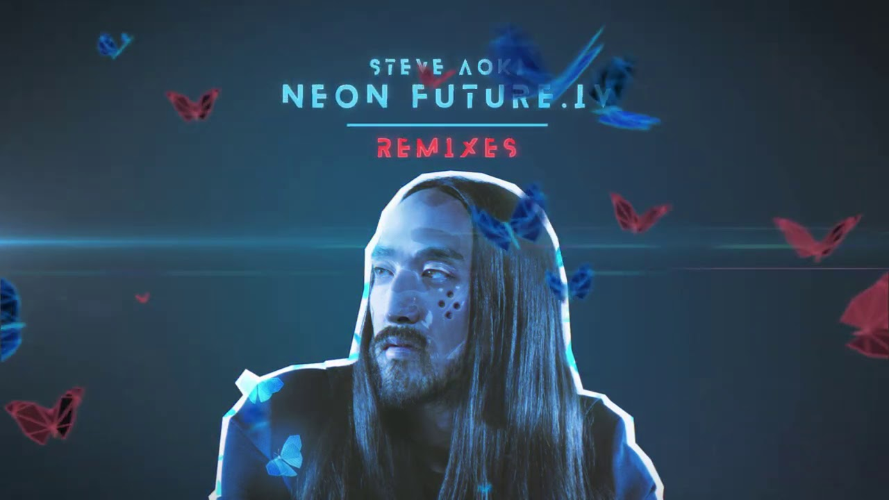 Steve Aoki - 2 In A Million feat. Sting & SHAED (Ben Nicky Remix) [Visualizer] [Ultra Music]