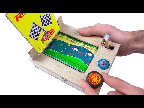 How To Make Car Racing Game from Cardboard v2.0