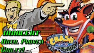 Crash Bandicoot: The Wrath of Cortex (Playstation 2/PS2) - INNOCENT Until Proven Guilty!