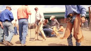 The Branding (T Cross Ranches Documentary of Robert C. Norris)
