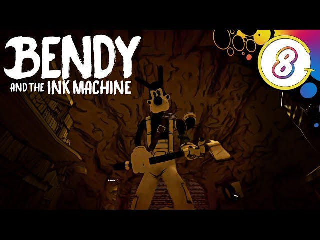 The Boat Episode | Bendy and the Ink Machine Chapter 5 Part 1