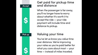 Lyft Starts Paying Drivers Time & Distance When You Accept A Ride! (On Calls With Drivers)