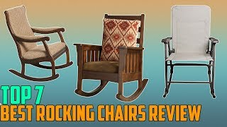 The 7 Best Rocking Chairs Review