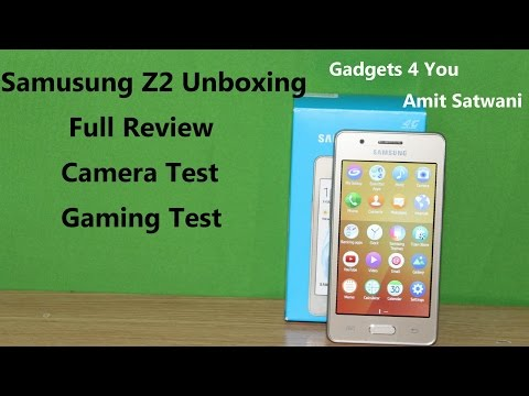 [Hindi] Samsung Z2 Unboxing And Full Review