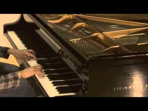 "Urška Babič plays Mendelssohn's ""Spinner's Song"" op. 67, n. 4 from Songs without words"
