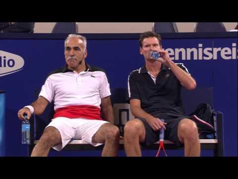 Bahrami - Schalken vs Henman - Haarhuis | AFAS Tennis Classics 2016