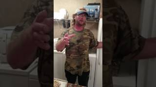 Missin fish outdoors. Walleye and perch poppers recipe | Bryce Dengler