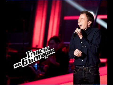 Никола Константинов - Гласът на България 4 – Кастинги (26.02.2017)