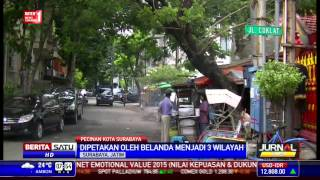 Kalimas, Peninggalan Etnis Tionghoa yang Masih Berdiri di Surabaya
