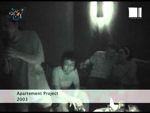 apartement project - karaoke session (2003)