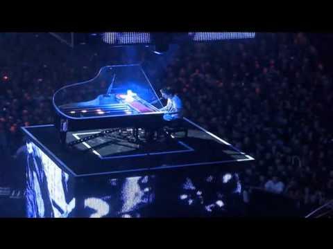 Muse - Nishe + United States of Eurasia live @ Seattle KeyArena 2010