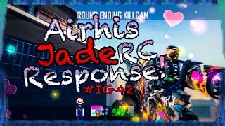Airhis: Final Jade RC Response #IG42RC