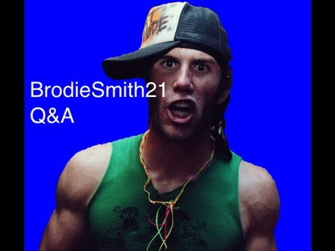 Brodie Smith 21 Q&A - Vlog #80