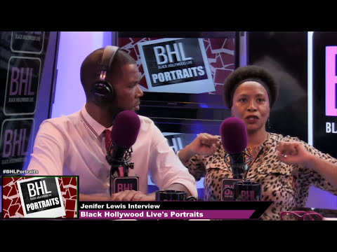 "Black-ish Star Jenifer Lewis ""Get's Raw"" In Her Interview On BHL's Portraits"