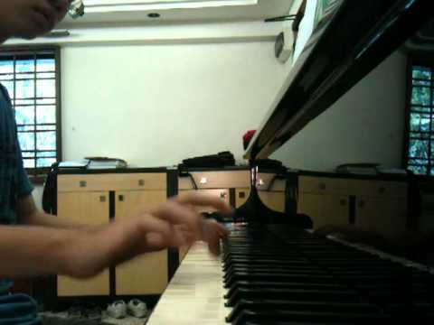 LMFAO - Party Rock Anthem piano cover (little transcriber version)
