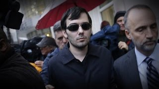 'Most Hated Man in America' Martin Shkreli Arrested for Fraud