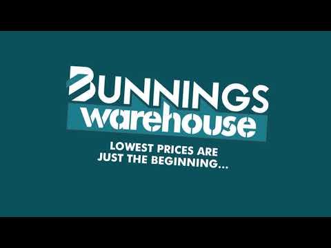 Bunnings Warehouse Earrape