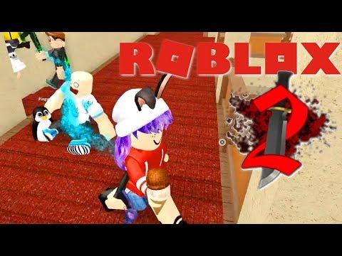 MURDER MYSTERY 2 IN ROBLOX | RADIOJH GAMES & GAMER CHAD