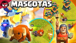 THEY BRING PETS INTO CLASH OF CLANS AND THE BUILDERS DEFEND !! | Sneak Peek