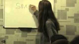 Древлесловенская буквица Урок 2