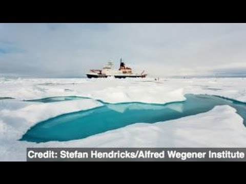 Global Warming May Open New Shipping Routes