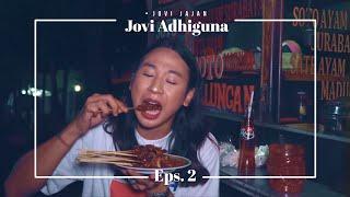 Download Video SATE PINGGIRAN RASA RESTORAN - #JoviJajan Ep 2 || Jovi Hunter MP3 3GP MP4